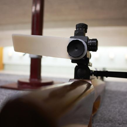 Air Rifle Shooting in Westendorf´s